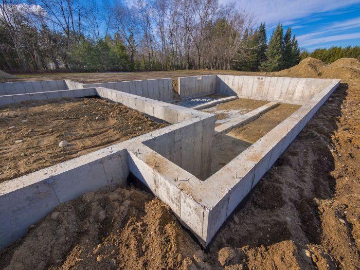 Vices de construction et la fondation